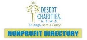 Desert Charities - Sample Nonprofit Listing Examples